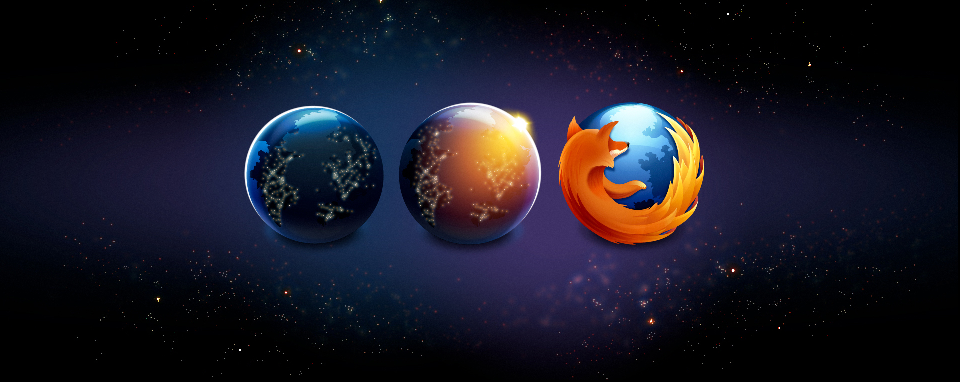 Firefox Nightly, Aurora, Production builds